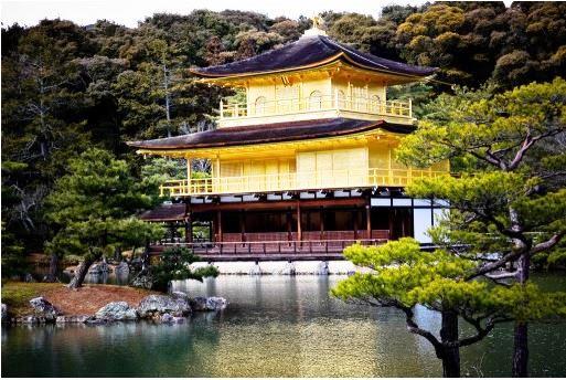 京都の金閣寺。(c)Relaxnews/ssguy/shutterstock.com