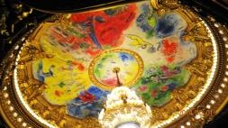 オペラ座天井