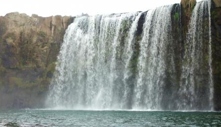 原尻の滝4