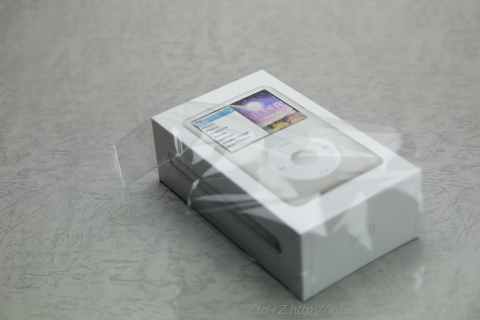 iPod Classic 箱