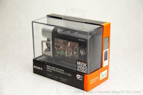 HDR MV1 SONY ミュージックビデオレコーダー