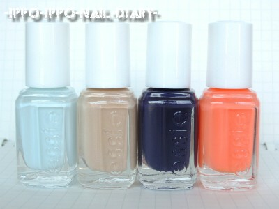 essie 2014 resort①