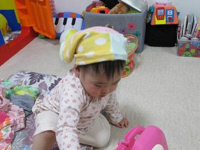 パンツ帽1