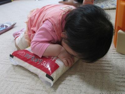 お米が好きすぎて・・・