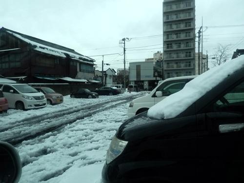 2014.2.14 2回目の大雪(薬丸病院) 001