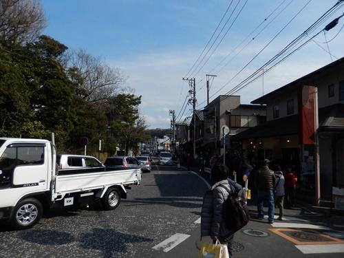 2014.3.9 鎌倉小町通り (鎌足桜) 050 (1)