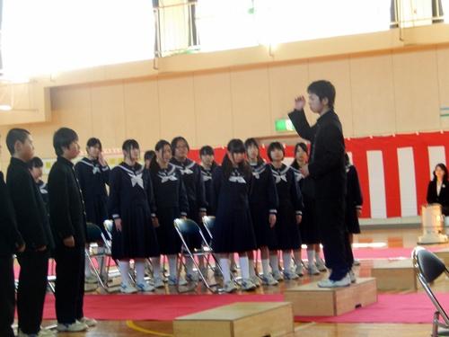 2014.3.11 鎌足中卒業式 (体育館) 018 (6)
