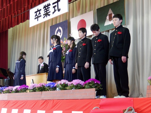 2014.3.11 鎌足中卒業式 (体育館) 018 (3)