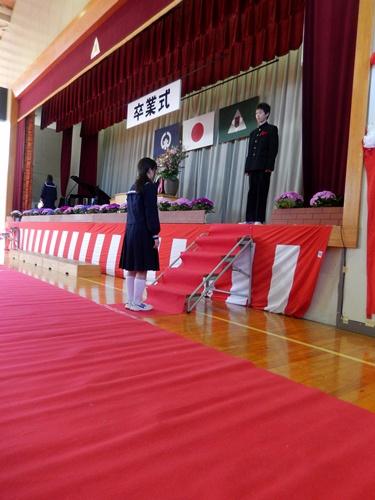 2014.3.11 鎌足中卒業式 (体育館) 018 (2)