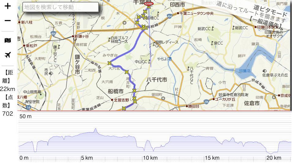LGV まで22km