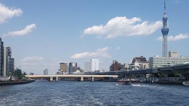 隅田川下り 1