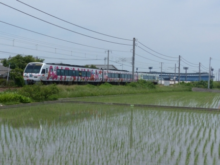 アンパンマン列車 2