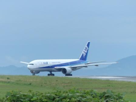 ANA 飛行機 1