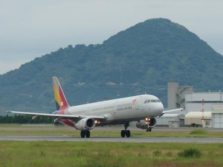 アシアナ航空 飛行機 1