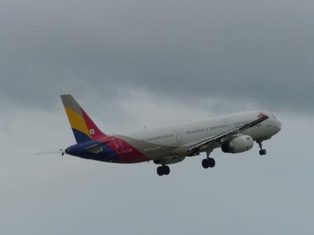 アシアナ航空 飛行機 2