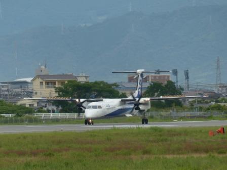 ANA 飛行機 (プロペラ機) 1