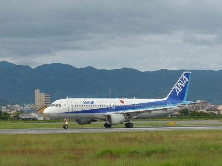 ANA 飛行機 3