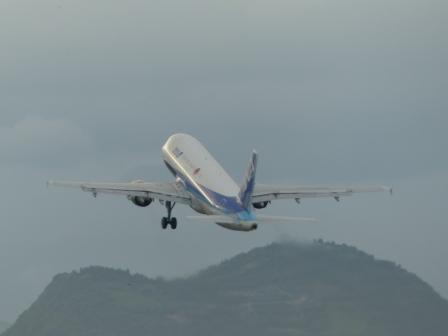 ANA 飛行機 4