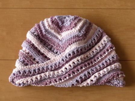 ターバン風の帽子