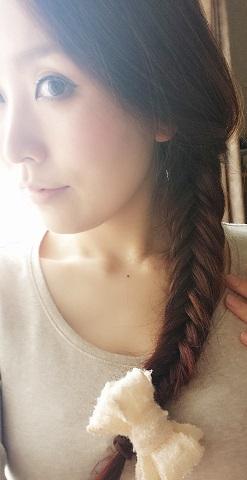 fish bone hair style2