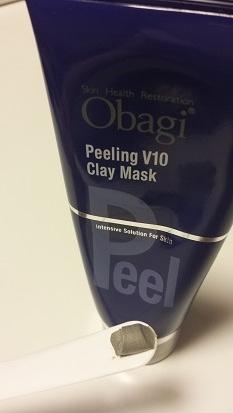 オバジピーリングマスク2