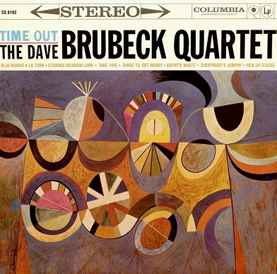 Dave Brubeck Time Out Columbia CS 8192