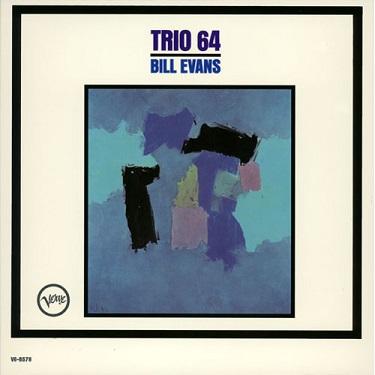 Bill Evans Trio 64 Verve V6-8497