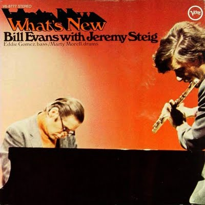 Bill Evans Whats New Verve V6-8777