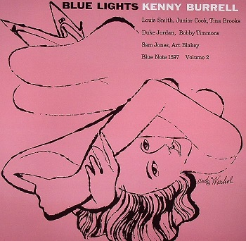 Kenny Burrell Blue Lights Volume 2 Blue Note BLP 1597