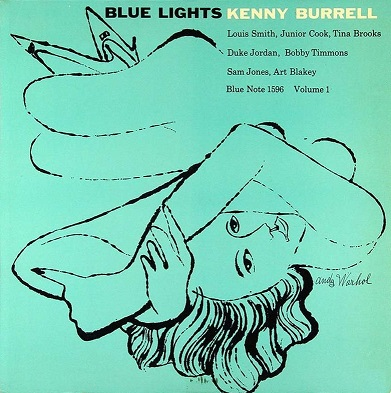 Kenny Burrell Blue Lights Volume 1 Blue Note BLP 1596