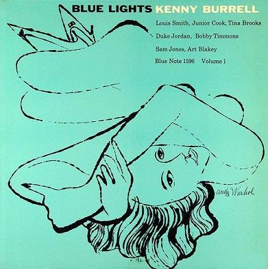 Kenny Burrell Blue Lights Volume 1 Blue Note BLP 1596