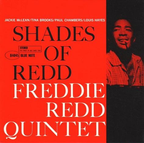 Freddie Redd Shades Of Redd Blue Note BST 84045