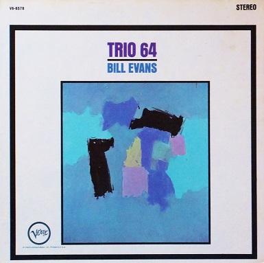 Bill Evans Trio 64 Verve V6-8578