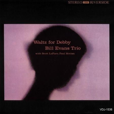 Bill Evans Waltz For Debby Victor VDJ-1536
