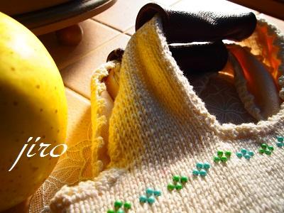 ビーズ編みバッグ-輪和輪12