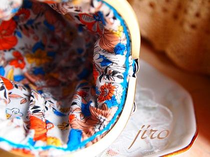 ビーズ編みがま口-青い鳥.7