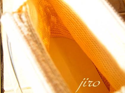 ビーズ編みバッグ-マリーゴールド浴衣バッグ.5