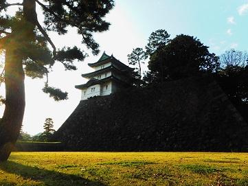 富士見櫓③