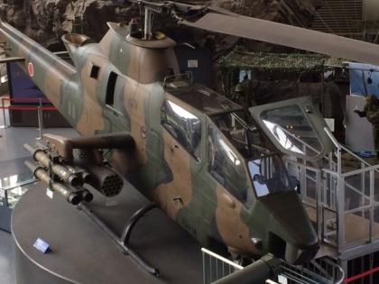 AH-1S操縦席