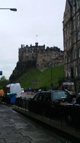 町からお城2