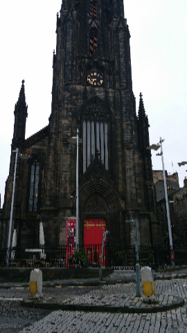 old tolbooth Kirk
