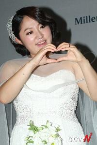キムアジュンキム•ヒョンスク結婚式05