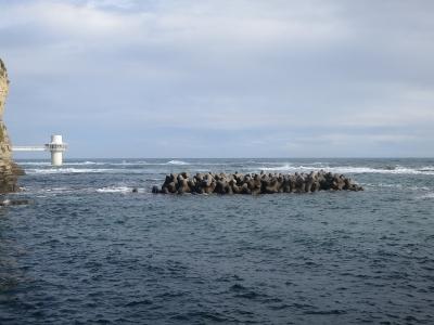 10-03 夕方の海