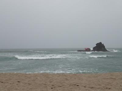 10-05 今日の海1