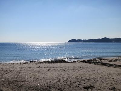 10-17 今日の海
