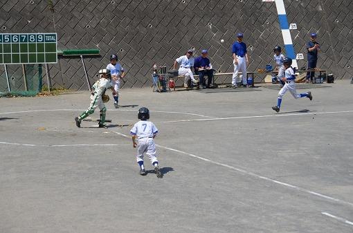 ⑧守備走塁でつまらないミスを連発。1