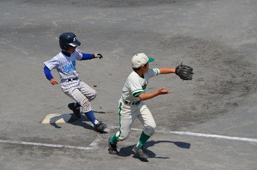 ⑨守備走塁でつまらないミスを連発。2