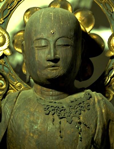 大安寺町地蔵堂・地蔵菩薩立像