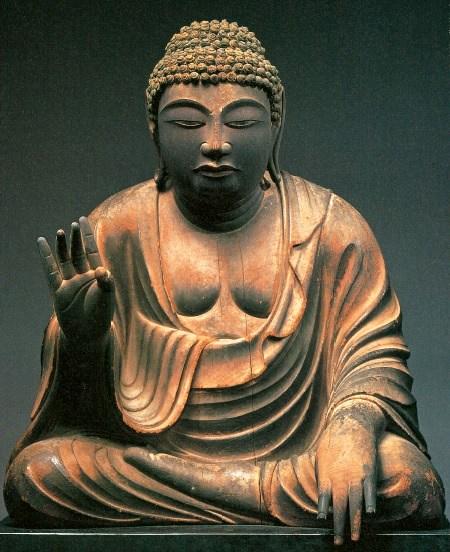 東大寺・弥勒仏坐像(試みの大仏)