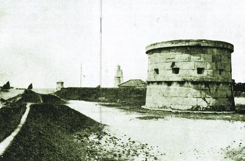 和田岬砲台古写真1